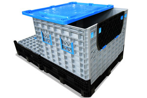 SHG Folding Crate D Series