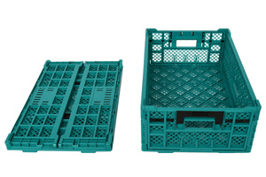 SHG foldable crates F series