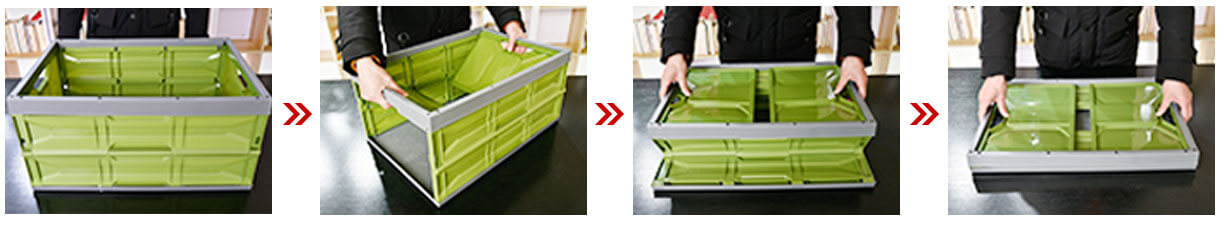 Folding Plastic Collapsible Containers