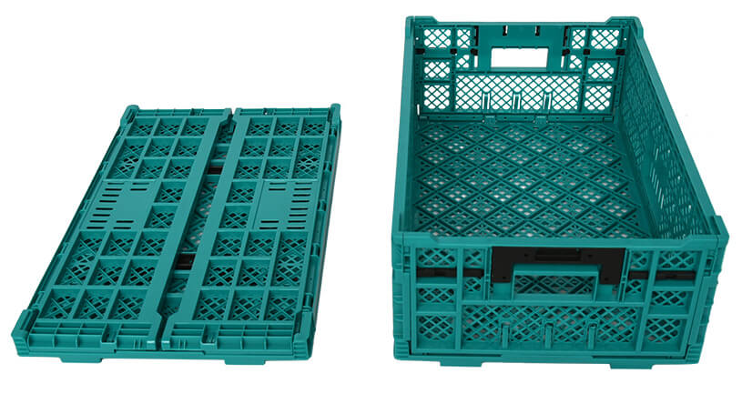 Foldable Crate F Series - Space Saving