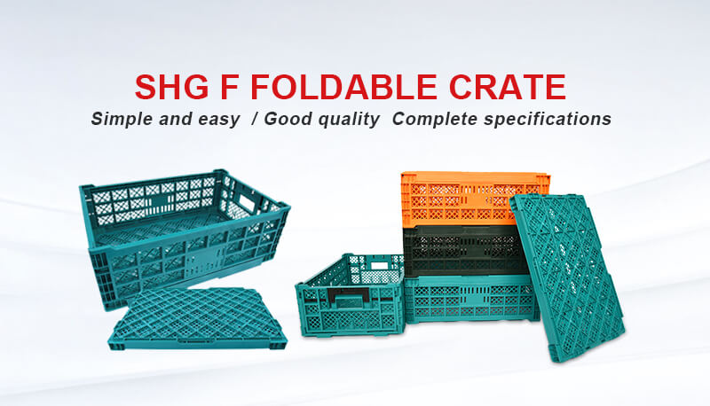 Foldable Crate F Series - SHG