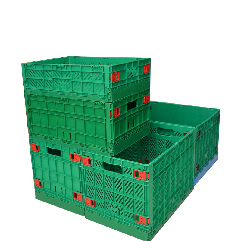 large foldable crate