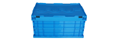 Collapsible Crate C Series With Lid