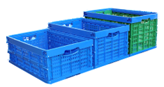 Various Collapsible Crate C Series