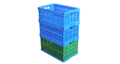 Collapsible Crate C Series - Strong Loading