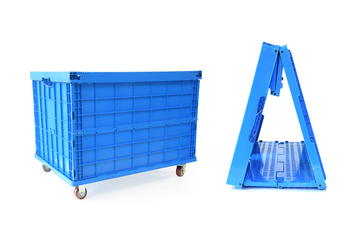 Chinese Flodable Crate